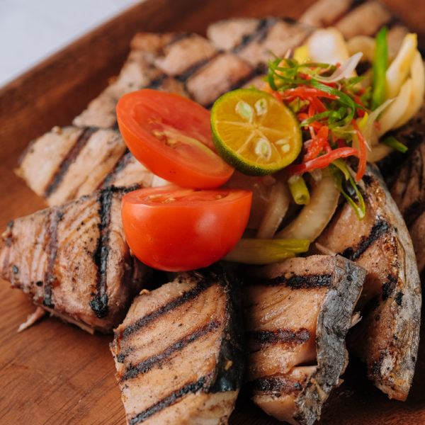 grilled tangigue